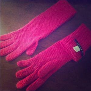 Club Monaco Cashmere Gloves 100%